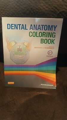 DENTAL ANATOMY COLORING Book (English) Paperback Book Free ...