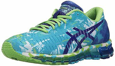 Asics Gel QUANTUM 360 Womens Running Shoes size 9.5 NEW WHITE BLUE GREEN
