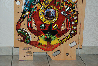 WIZARD OF OZ LIMITED EDITION Playfield 75th WOZ ECLEWOZ