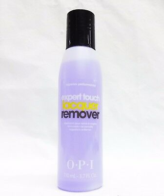 OPI Nail Expert Touch Gel/Polish Remover 3.7oz/110mL