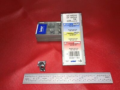 Brand New Iscar Adkt 1505Pdr Hm Ic328 Iscar Insert New Price Limited Time