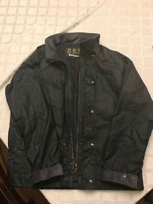 Barbour Mens Waxed Jacket S