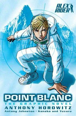 Point Blank The Graphic Novel by Anthony Horowitz 9780399250262