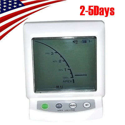 USA!!! DENTAL APEX Locator Root Canal Finder Dental Endodontic