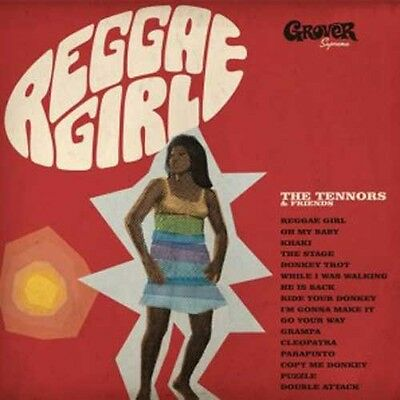 Tennors & Friends: Reggae Girl LP+CD