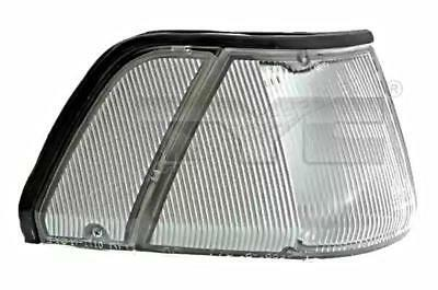 Corner Light White RIGHT Fits TOYOTA Corolla Hatchback 1984-1988