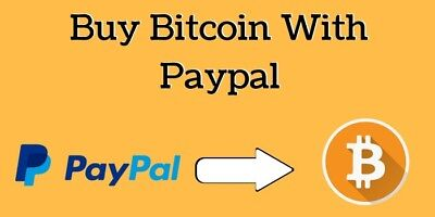 Buy Bitcoin with PayPal 0.0001 BTC Instant and Easy