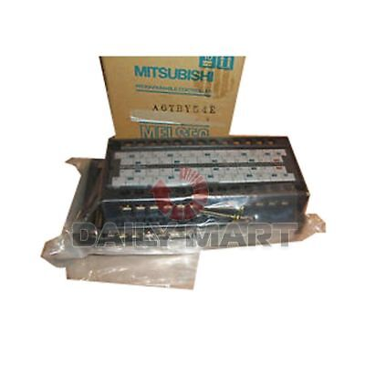 MITSUBISHI NEW A6TBY55-E PLC 54 Point Terminal Block for Use with QY81