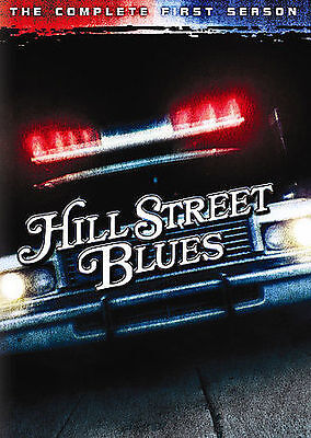 Hill Street Blues - Season 1 (DVD, 2005, 3-Disc Set) Daniel J. Travanti NEW!