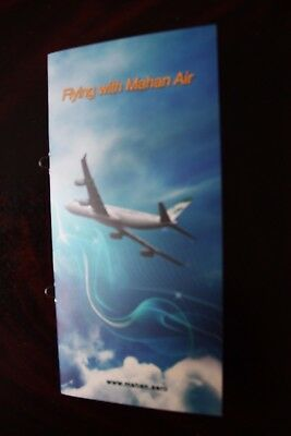 Brochure Mahan Airlines Flying With Mahan Air