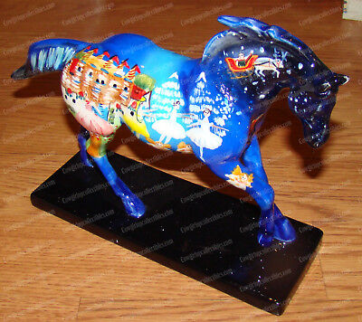 Nutcracker (Trail of Painted Ponies by Westland, 12201) 2E/1,161 (Holiday 2004)