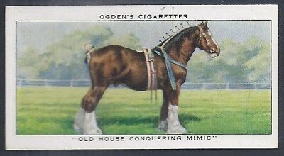 Ogdens-Champions Of 1936-#45- Old House Conquering Mimic
