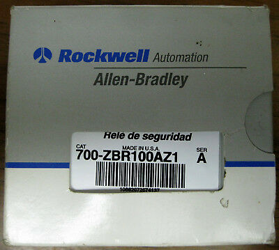 Allen Bradley 700-ZBR100AZ1 Safety Relay