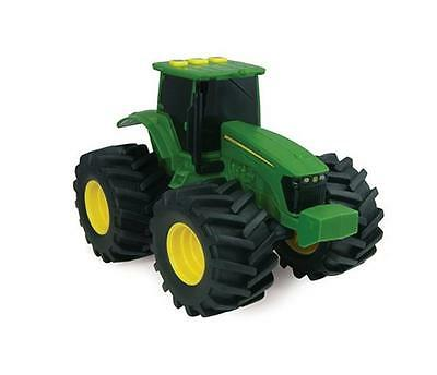 John Deere Monster Treads Tractor with Lights and Sounds - TBEK37651