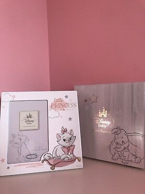 Disney Marie Little Princess Photo Frame gift Magical Beginnings