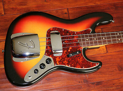 1964 Fender Jazz Bass  (#FEB0292)