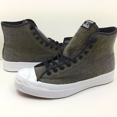 7bb1a7d61ce564 New Converse Jack Purcell Signature Woolrich Hi ALL SIZES Shoe Sneaker  153880c