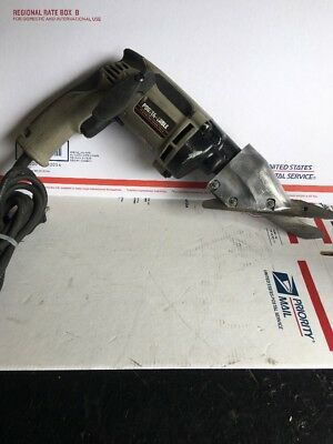PORTER  CABLE  6605  Cement Siding Shear Variable Speeed