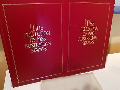 The Collection of 1983 Australian Stamps