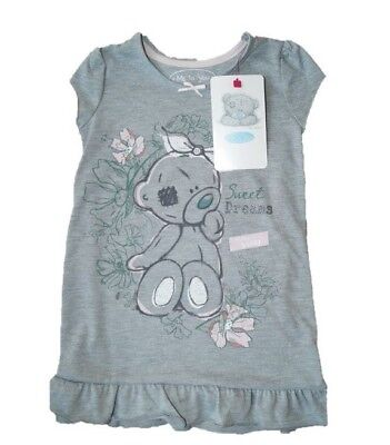 Girls Officially Licensed Tatty Teddy Nightdress Nightie Pyjamas Nighty Age 3- 4