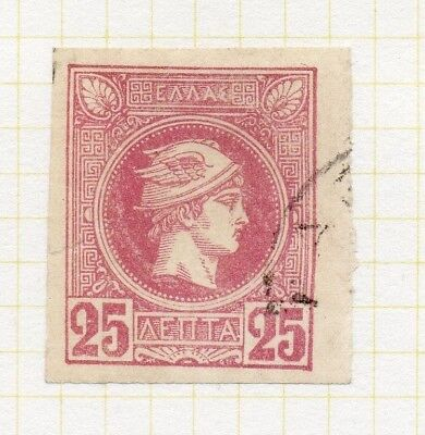 Greece 1889-95 Early Issue Fine Used 25L. 200185
