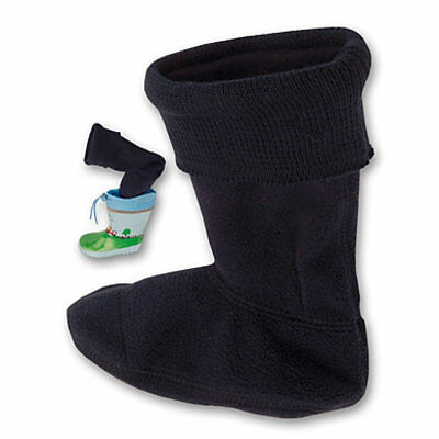 Playshoes Fleece-Stiefel-Socken Thermo-Socken