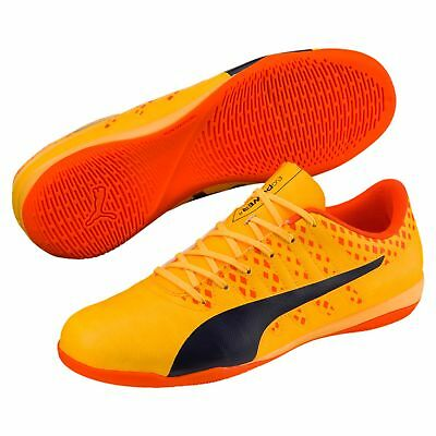 PUMA evoPOWER Vigor 4 IT Men's Indoor Training Shoes Male Low Boot Football