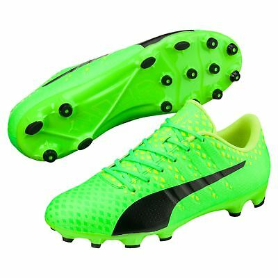 PUMA evoPOWER Vigor 3 AG Men's Football Boots Male Low Boot Football