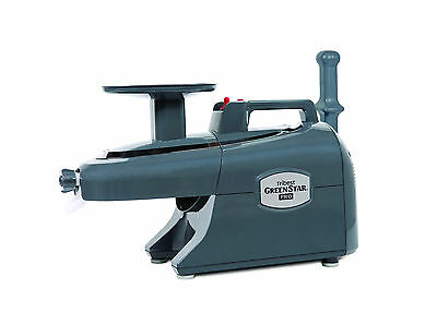 GreenStar Pro Professional Commercial Twin-Gear Juicer GS-P502-B
