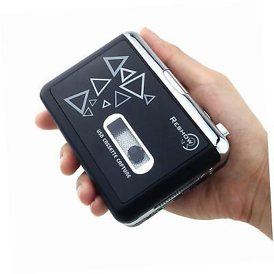 Old Fashion Cassette Player By Reshow | Tape To MP3 Converter