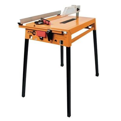 Triton TCB100 - Etabli Table de sciage - scie sur table - PROMO