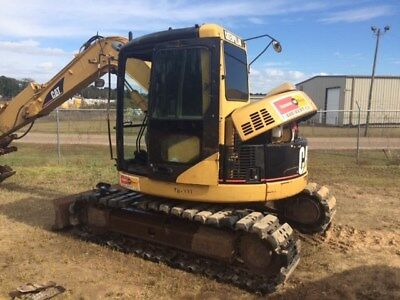 2007 Caterpillar 308 CCR, Used with 7300 hrs., She is ready to work!