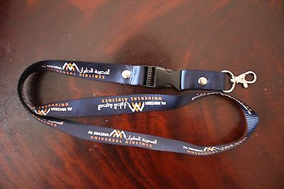Lanyard Schlüsselband Universal Airlines Al Masria