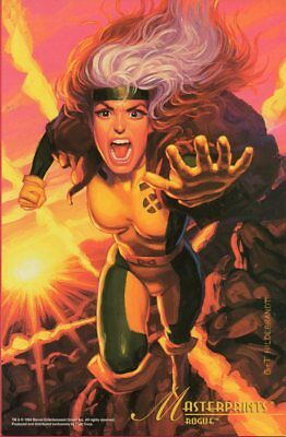 Marvel Masterpieces 1994 Jumbo - Greg & Tim Hildebrandt - Rogue