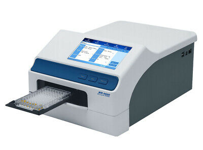 NEW ! Accuris MR9600 Color Touch Screen Microplate Reader, 96 Well Plate