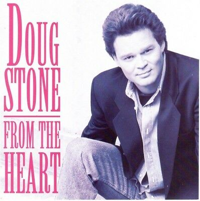 From the Heart by Doug Stone (CD, Aug-1992, Columbia (USA))