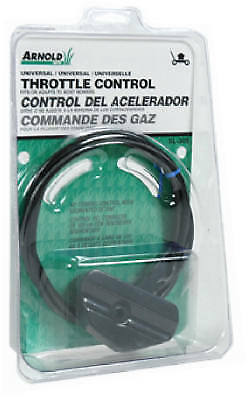 ARNOLD - Throttle Control for Rear-Bagging Mowers, Universal