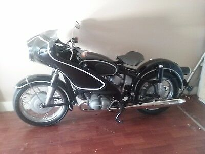 Bmw R69S 1964 Concourse Condition