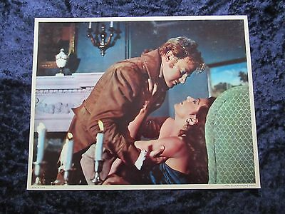 THE GYPSY AND THE GENTLEMAN  lobby card #3 - KEITH MICHELL (1958)