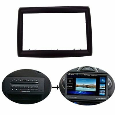 2Din For RENAULT Megane II 03-09 Car Stereo Radio CD Frame Panel Fascia Trim kit