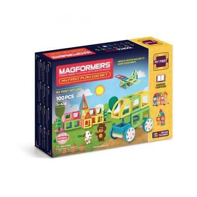 NEW Magformers - My First 100 Playset Kids Childrens Toys