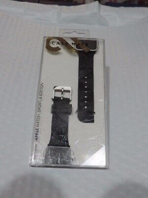 Case Mate CM032783  Replacement Band for Apple Watch 38mm