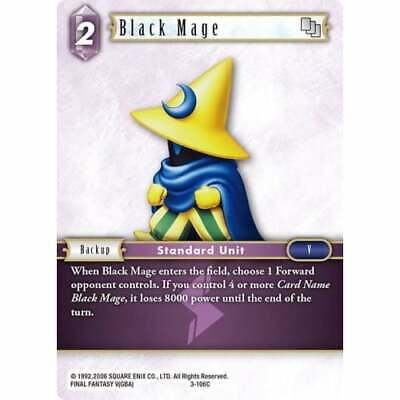 Opus 1 1-049C 4x Time Mage Final Fantasy TCG NM-Mint