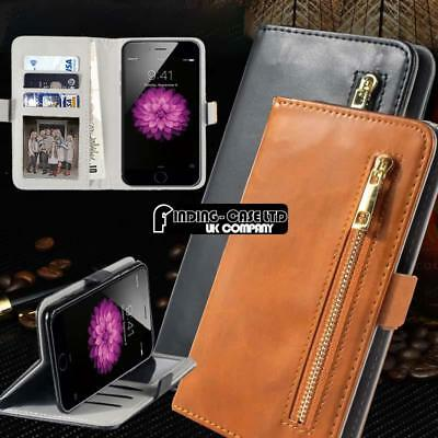 Flip Cover Stand Wallet Card Leather Case For Various BlackBerry SmartPhones