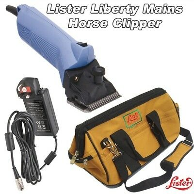lister liberty mains clipper