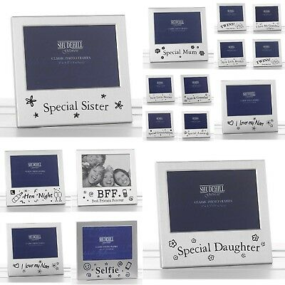 Photo Picture Frame Birthdays Weddings Mum Dad Grandad Nan Birthdays Gifts 5 x 3