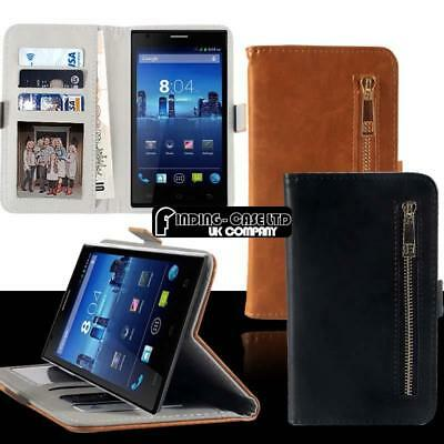 Flip Cover Stand Card Wallet Leather Case For Various XGODY Series Y Smartphones
