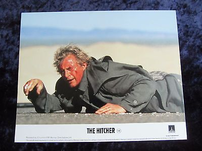 The Hitcher lobby cards - Rutger Hauer, C. Thomas Howell