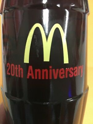 Philippines Coca Cola McDonald's 20 Anniversary Bottle - Extremely Rare