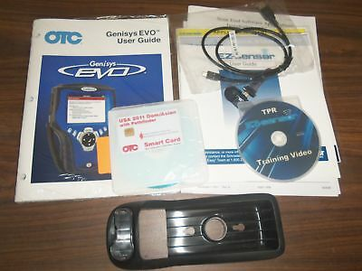 New OTC Genisys Evo Software 2011 Domestic / Asian with Pathfinder